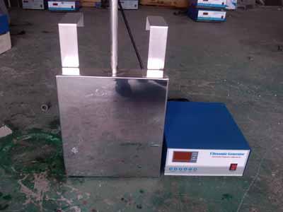 Digital ultrasonic generator