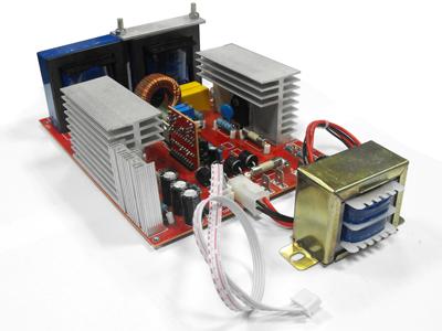 Ultrasonic PCB generator